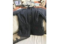 Ladies Barbour jacket size 14