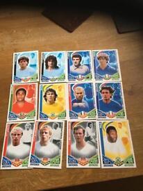 Match attack World Cup 2010 international legend cards