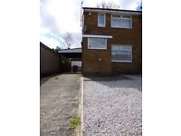 3 BED END OF TERRACE with GARAGE