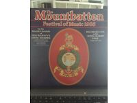 the mountbatten festival of music 1985