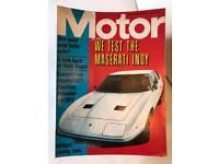 Motor Magazine 1972