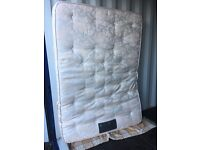 Double Mattress, Clean Condition, Free Delivery In Norwich,