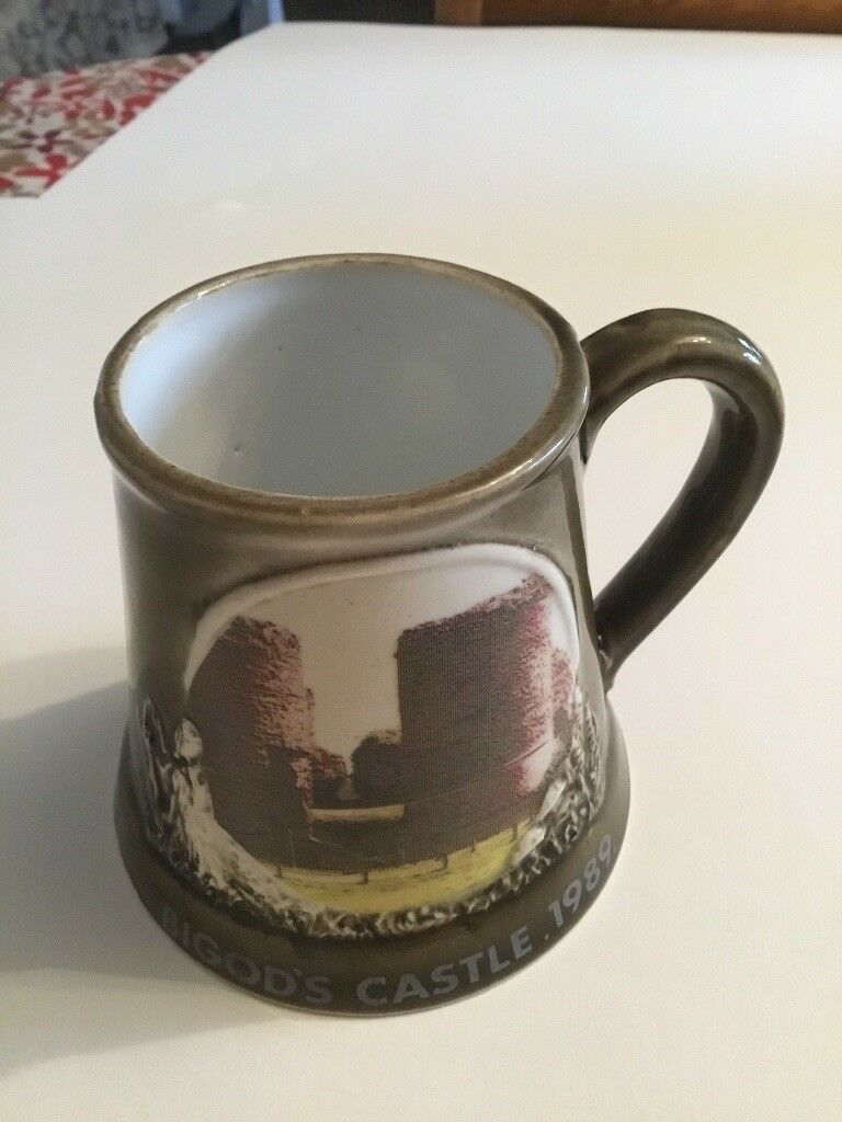 Gt.Yarmouth Potteries tankard