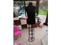 **Quick Sale** Black Beautiful decorative Mannequin - stylish and modern great condiition