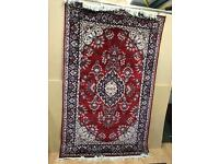 Chinese Persian Rug 100% Wool Hand Knotted - Brand NEW 8' x 5'