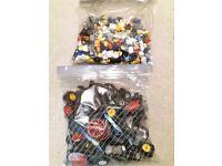 12 kilos of lego