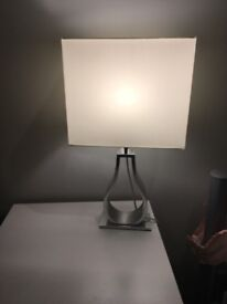 Ikea Klabb table lamp/bedside lampe