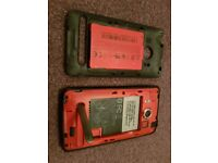 HTC 4G EVO for spare parts ( broken display )
