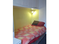 AVAILABLE FROM 4 MARCH - Very nice single room to rent in large flat central to Westbourne