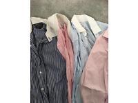 "Selection of shirts 16 1/2"" 36"""