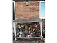 Free logs / wood / firewood to collect
