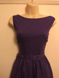 Purple Dress- Size XXL (16)