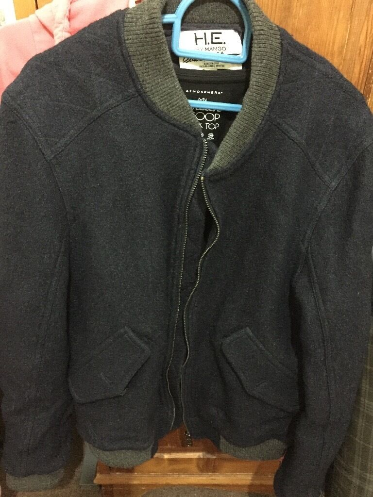 Mens jacket gumtree - Mens Jacket Mango