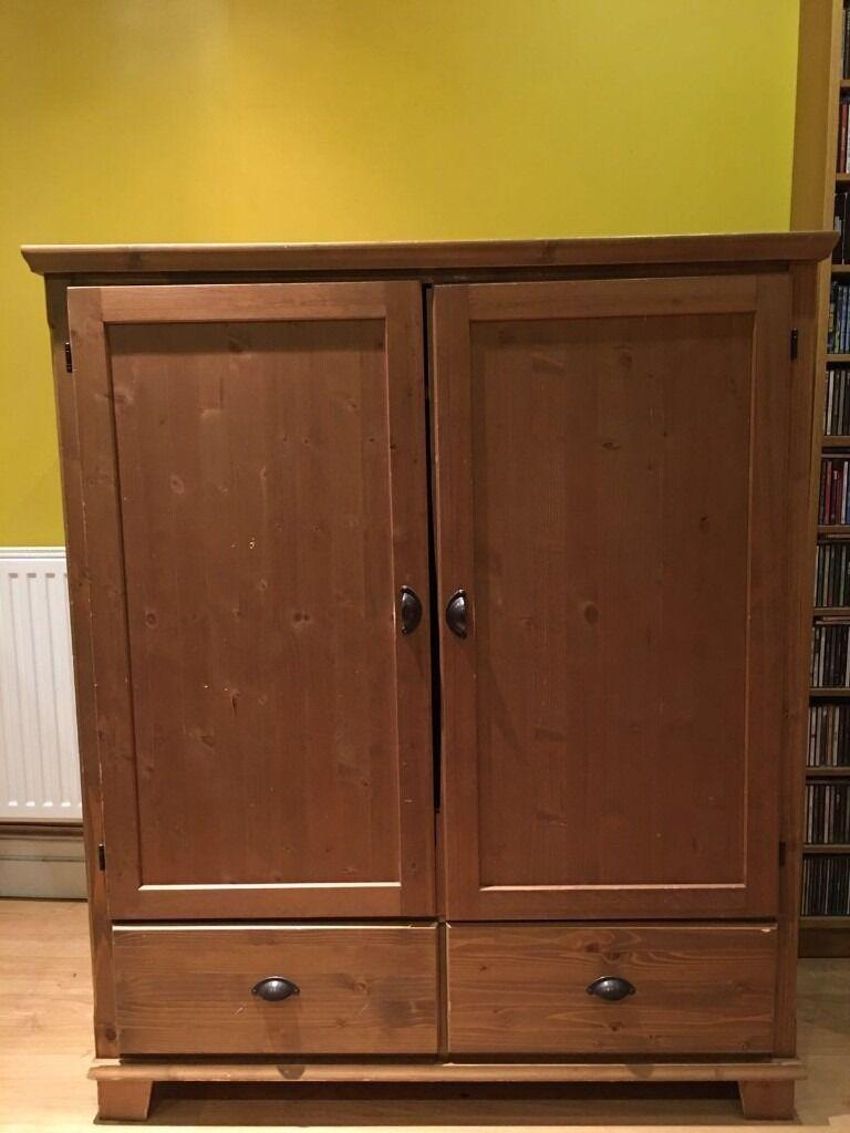 Ikea Markor Media Tv Stereo Storage Cupboard Cabinet In Bristol  # Meuble Tv Ikea Markor
