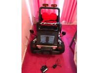 Batrie powered 4by4 raptor with remote
