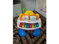 Baby musical chair