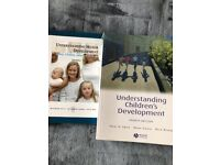 Books for study of child development
