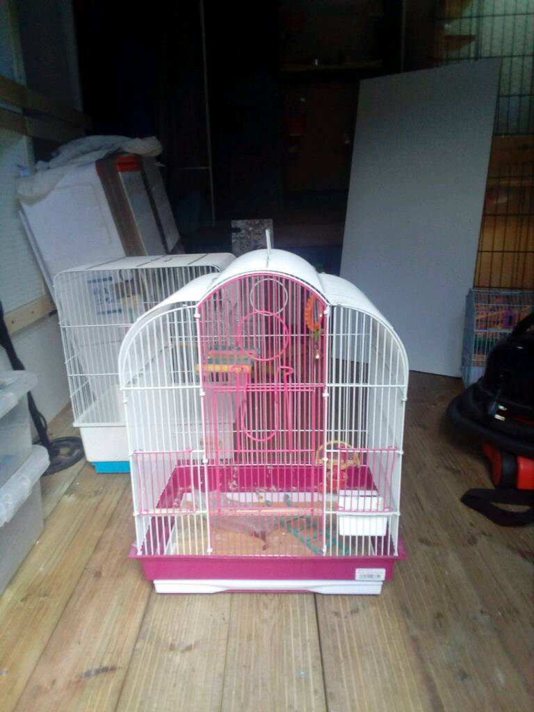 Various Bird Cages and parrot cage
