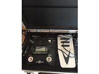 Gear4music GP120 Guitar Multi FX Pedal