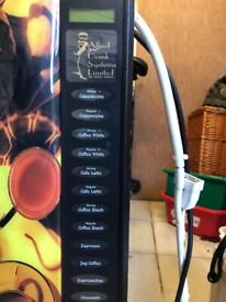 [NEGOTIABLE] Commercial Coffee Machine Espresso Cappuccino Single Used Good Quality