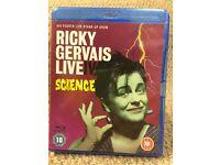 Ricky Gervais Live IV - Science (Blu Ray)