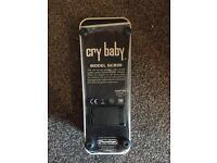 Cry Baby Model GCB95- Wah Wah pedal.
