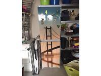 Fridge freezer (for integrated kitchen)