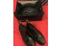 Samuel Windsor Italian Leather Chelsea Boot
