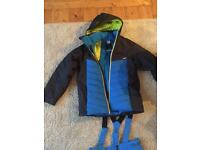 Children ski jacket and trousers