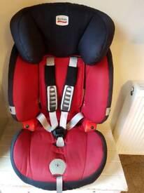 Britax Evolver 1 2 3 plus car seat