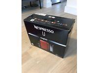 Nespresso U Coffee Machine (Used in good condition)