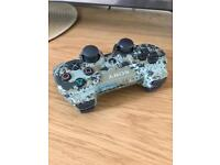 Mint condition Official Sony Dual Shock 3 Urban Camo Controller with Box. Playstation 3.