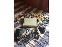 Original Xbox 360 console and Games