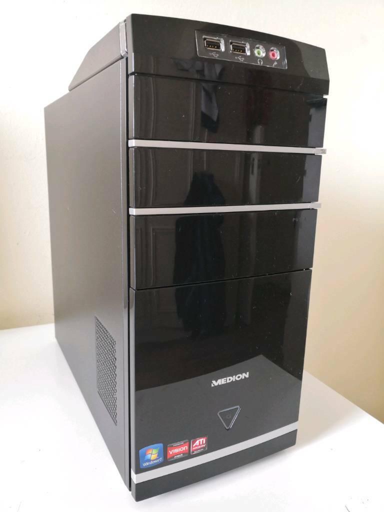 Medion PC MT 14 (Quad-Core, RAM 4GB, HDD 1000GB, WIN 10