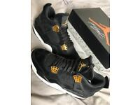 "Air Jordan Retro 4 ""Royalty"" *10uk*"