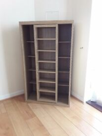 Next Shelving unit/display cabinet for sale