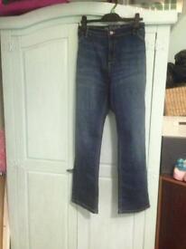 Marks & Spencer women's size 22 denim jeans never worn!