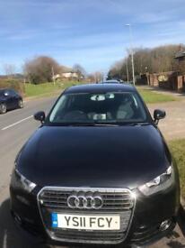 Audi A1 1.6TDI Sport Black