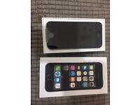 Iphone 5s space grey brand new unwanted gift