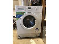 Beko Integrated Washing Machine WMI71641
