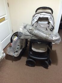 GRACO PUSH CHAIR / TRAVEL SYSTEM NEW ! £70