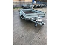 Lider 10x5 Trailer with tilt bed