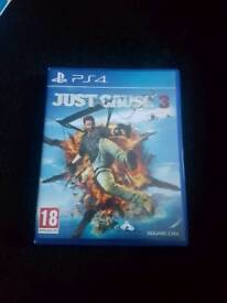 Ps4 Just cause 3