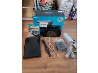 Wii u premium 32gb plus xtras