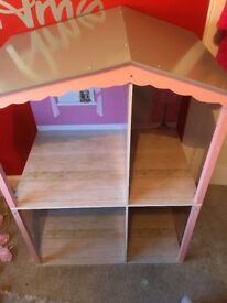 Design a Friend Dolls House