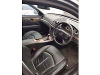 Mercedes 2.2 CDI Avantgarde spares or repairs