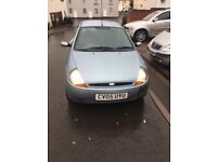 FOR SALE LOW MILEAGE FORD KA IDEAL FIRST CAR