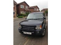 Land Rover discovery TDV6 HSE. Has gear box issue