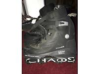 Chaos Roller Blades Size 11