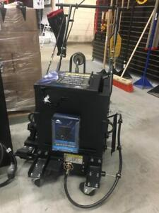 *SEPTEMBER SALE $240 IN FREE ITEMS* NEW RY 10 MA PRO PROFESSIONAL ASPHALT CRACK FILLER MELTER APPLICATOR RYNO WORX RY10